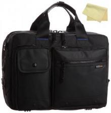 ビジネスバッグ α 黒 42cm