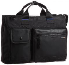 ビジネスバッグ α 黒 41cm