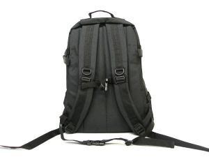 リュックサック インナーバッグ付き 黒