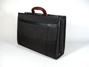 ビジネスバッグ レパード木手42cm